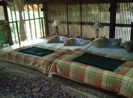 Vila Etnik Istana Bunga, Tegalharendong
