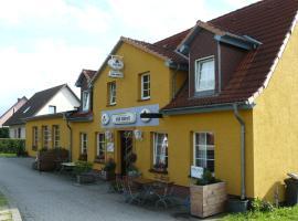 Pension bei Stralsund