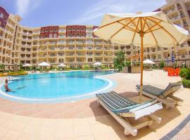 Florenza khamsin, Hurghada