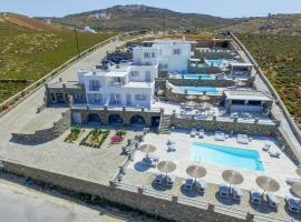 Senses Luxury Villas & Suites, Elia Beach