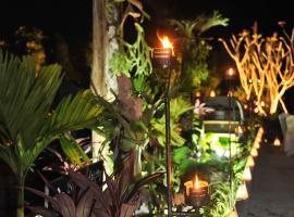 Botanic Artistry Boutique Hotel & Garden, Siem Reap