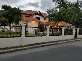 Residencia Abreu, Jarabacoa