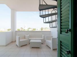 Mir apartment, Torre Mozza