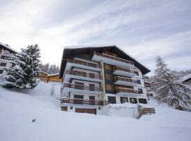 Appartement Les Rocailles 8, La Tzoumaz