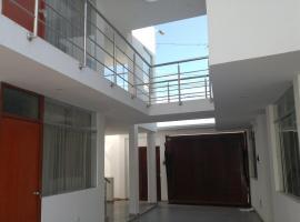 Hostal E&C, Huanchaco
