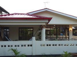 Huizen Bloemendaal, Paramaribo
