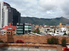 Cozy New Apartment, Bogotá