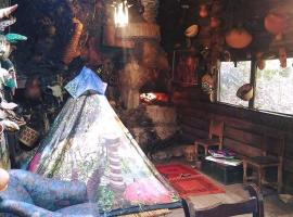 Cabaña en Las Rocas, Suesca