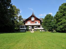 Jagdschloss Fahrenbühl Hotel Garni