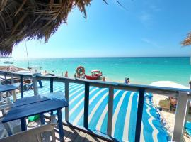 Hostal El Tambo, Playa Blanca