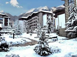 Apartment in Infinity Aparthotel, Bansko