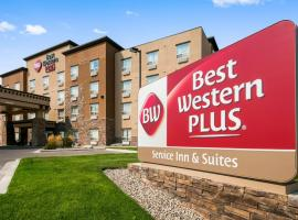Best Western Plus Service Inn & Suites, Lethbridge