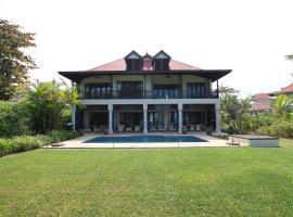 Villa de maître Seychelles, Mahé