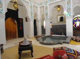 Riad & Spa Ksar Saad, Marrakech