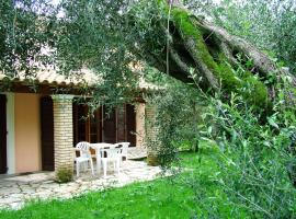 Villa Olive apartments, Ýpsos