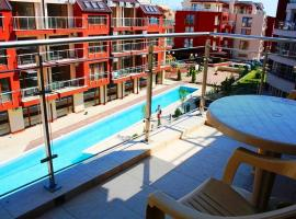 Lucky Apartments in Onegin Complex, Sozopol