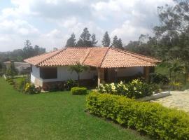 Villa el Rancho, La Granja