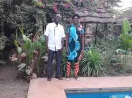 Les Jardins, Ouagadougou