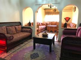 Marrakech - Gueliz 2 chambres, 马拉喀什