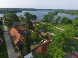 4 Sterne Wohnen Zum alten Forsthof am Schlosspark