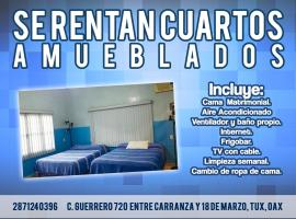 Amplias Y Confortables Habitaciones Amuebladas, San Juan Bautista Tuxtepec