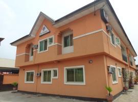DC Bar & Suites, Lagos