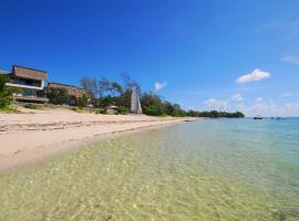 Beachfront & Pool Poste Lafayette, Poste Lafayette
