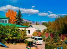 Tian-Shan Guest House, Balykchy