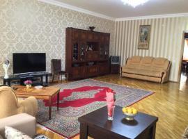 2 Bedroom Apartment Near Metro Nizami, Баку