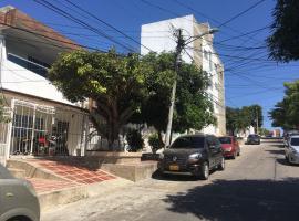 Hostal Casa Blanca, Barranquilla