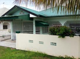 Huize Jelano, Paramaribo