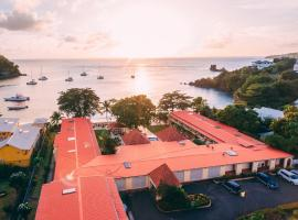 Sunset Shores Beach Hotel, Kingstown