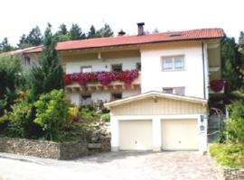 Haus Bergblick Bay. Wald