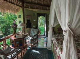 Spa Lounge Eco-Boutique Hotel Bali Dacha, Ubud