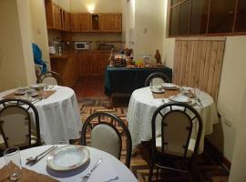 Hotel El Faraon, Cajamarca