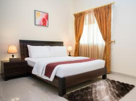 Tiger Home Hotel Apartments, Mascate