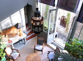 L'appartement de l'Atelier d'artiste, Avignon