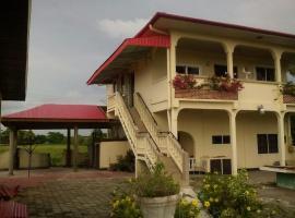 Huize Sherida in Nickerie, Nieuw Nickerie