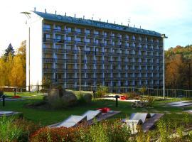 Spa Resort Libverda - Hotel Nový Dům, Lázně Libverda