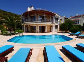 Villa Güvenlik, Kalkan
