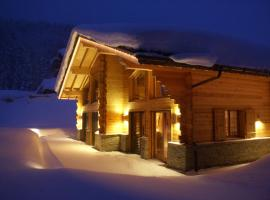 Chalet du Chef Ski et Golf, Crans-Montana