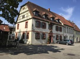 Gasthaus Löwen, Sinsheim