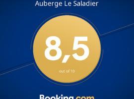 Auberge Le Saladier, Mahébourg