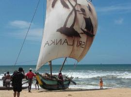 Blue Wave Beach Holiday Resort, Negombo