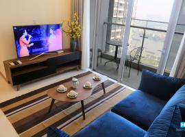 River-view Apartment in Central Park, Ho Chi Minh