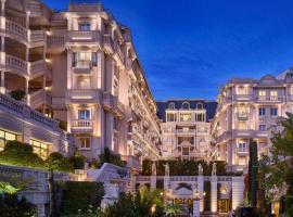 Hotel Metropole Monte-Carlo, Monte Carlo