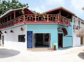 Rasdhoo Dive Lodge, Атолл-Расду