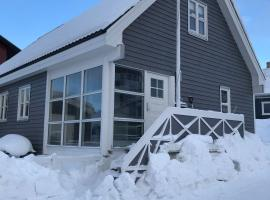 Hotel Nuuk - Apartment Nanoq, Nuuk