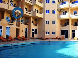 Budget studio near El Gouna and Kite station, Hurghada