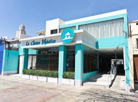 Choza Nautica Hostel, Ica